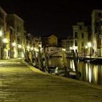 Venice In The Night — Stock Photo