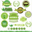 Royalty-Free Stock Vector Image: Nature icons collection