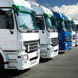 Trucks — Stock Photo #10031466