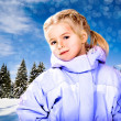 Funny winter - Foto Stock
