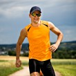 Jogging man — Stock Photo #8003382