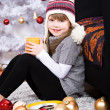 Xmas girl — Stock Photo #8071919