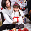 Xmas girl — Fotografia Stock  #8072146