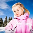 Funny winter — Stock Photo #8072311