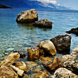 Adriatic coast — Foto de stock #8189254