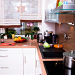 Kitchen - Stock Photo