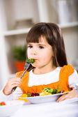Den salat — Stockfoto
