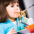 Spaghetti — Stock Photo #8280063