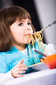 Espaguete — Foto Stock