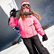 Snowboarding - Foto de Stock  