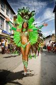 Scény samba — Stock fotografie