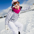 Snowboarding — Stock Photo #8718940