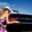 Classic car — Stock Photo #8719448