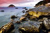 Frugoso beach — Stok fotoğraf