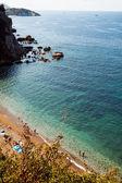 Praia de barbarossa — Foto Stock
