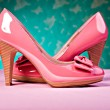 high heels — Stock Photo #9908484
