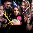 Royalty-Free Stock Photo: Birthday party