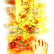 Christmas tree — Stock Photo #8627554
