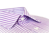 Shirt collar — Stock Photo