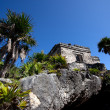 Tulum ruins — Stock Photo #8707498