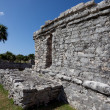 Tulum ruins — Stock Photo #9026588