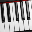 Piano keys — Stock Photo #9726806