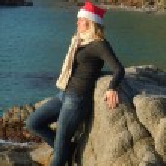 Christmas vacation — Stock Photo