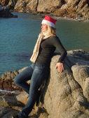 рождественский отпуск — Стоковое фото