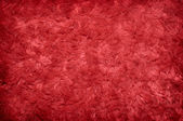 Red polyester background — Foto Stock