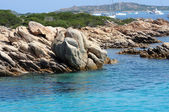 Sea of Sardinia — Stock Photo