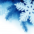 Snowflakes — Stock Photo #8056166