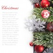 Christmas composition — Stock Photo #9967751