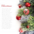 Christmas composition — Stock Photo #9967770