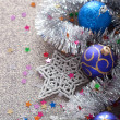 Christmas composition — Stock Photo #9967790