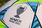 UEFA Champions League 2012 Ball - Final — Stock Photo