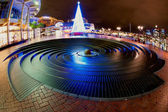 Christmas Time in Darling Harbour, Sydney, Australia — Stock Photo