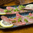 Raw Wagyu Beef- Japanese Style — Stock Photo