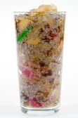 Basil Seed & Longan Drink — Stock Photo
