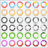 Circles — Stock Vector