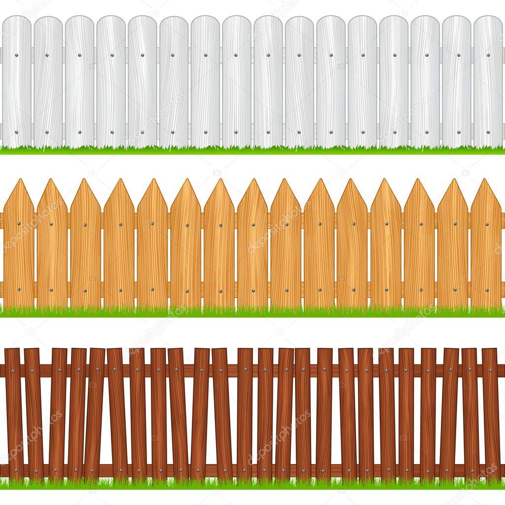Забор для поделок из бумаги