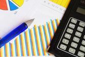 Finance documents — Stock Photo