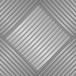Metal Striped Background — Imagen vectorial