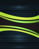 вектор темный фон с линиями — Cтоковый вектор