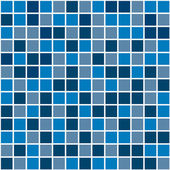 Seamless mosaic background — Stock Vector