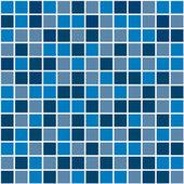 Seamless mosaic bakgrund — Stockvektor