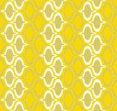 黄色无缝壁纸 — 图库矢量图片
