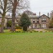 Stock Photo: Lotherton Hall