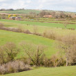 Yorkshire Wolds Landscape View — Stock Photo #10211498