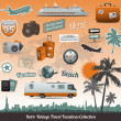 Travel icons symbol collection — Stock Vector