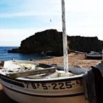 Barcas de pesca — Stock Photo